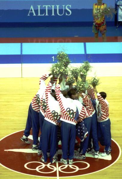 1992 Barcelona Olympics Dream Team