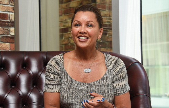 Vanessa Williams Interview Session In Tokyo