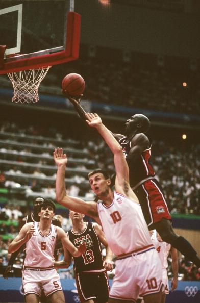 USA Men's Basketball, 1992 Summer Olympics