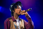 Wiz Khalifa Encourages Peace In Ferguson