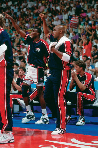 1992 Olympics: United States National Basketball Team