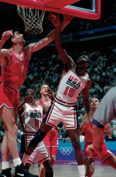 1992 Olympics: United States National Basketball Team