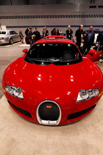 10 Most Expensive Celebrity Cars That We Can't Even Dream ...