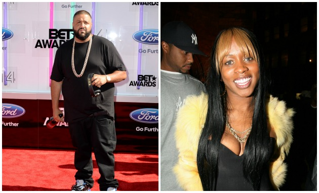 DJ Khaled Remy Ma Getty