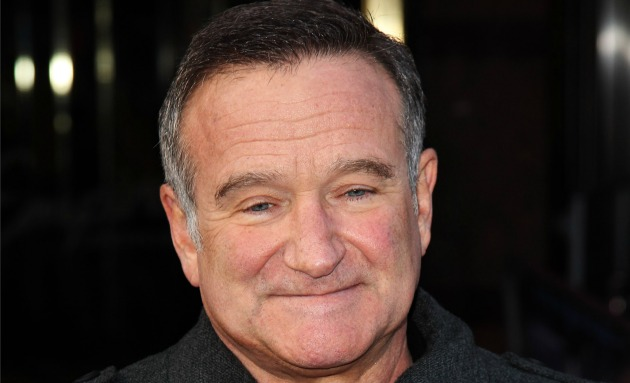 Robin Williams commits suicide