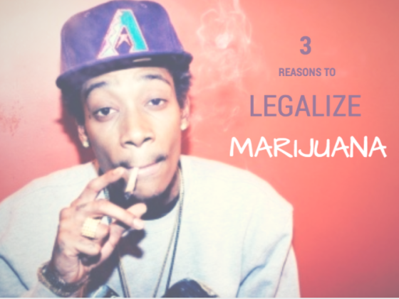 the three reasons why i believe marijuana use should be legalized everywhere Why marijuana should be legalized in canada if marijuana were to be legalized although the positive reasons to legalize are far more than i've touched.