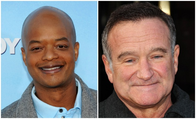 Todd Bridges Robin Williams