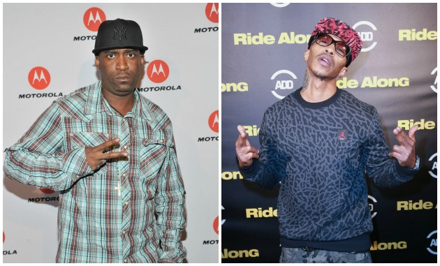 Tony Yayo Fredro Starr Getty