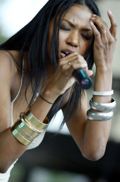 BEFORE: Amerie