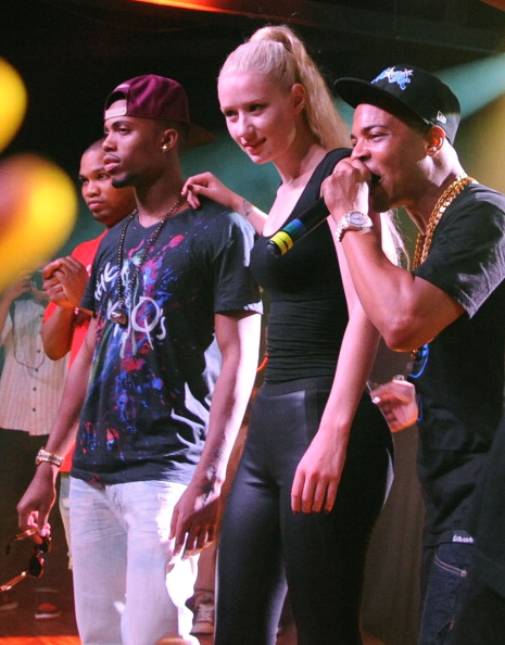 Iggy Azalea, T.I., B.O.B. And Gucci Mane Music Showcase