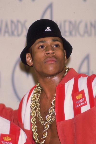 BEFORE: LL Cool J