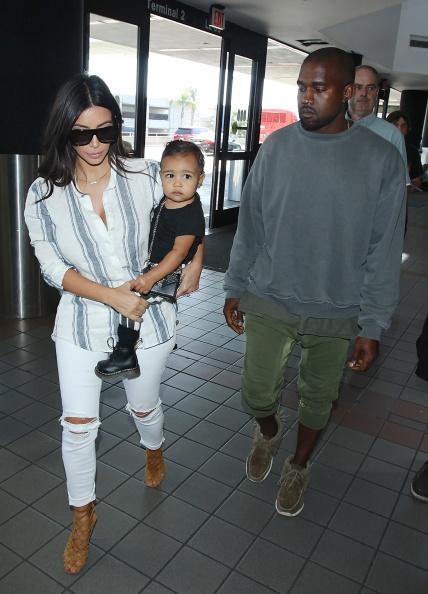 Celebrity Sightings In Los Angeles - September 1, 2014