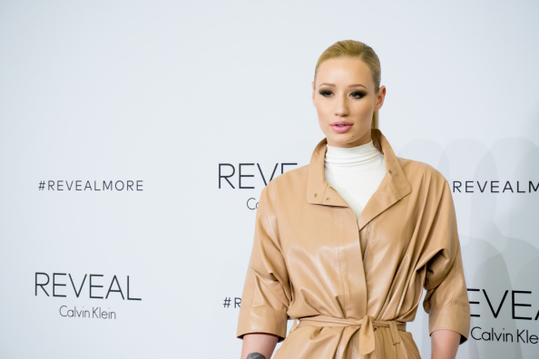 REVEAL Calvin Klein Fragrance Launch
