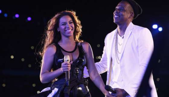 Beyonce And Jay Z's 2014 in 80 Seconds