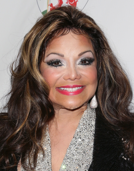 AFTER: LaToya Jackson
