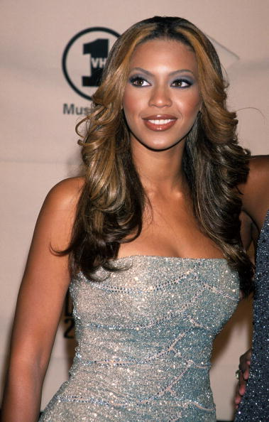 BEFORE: Beyonce