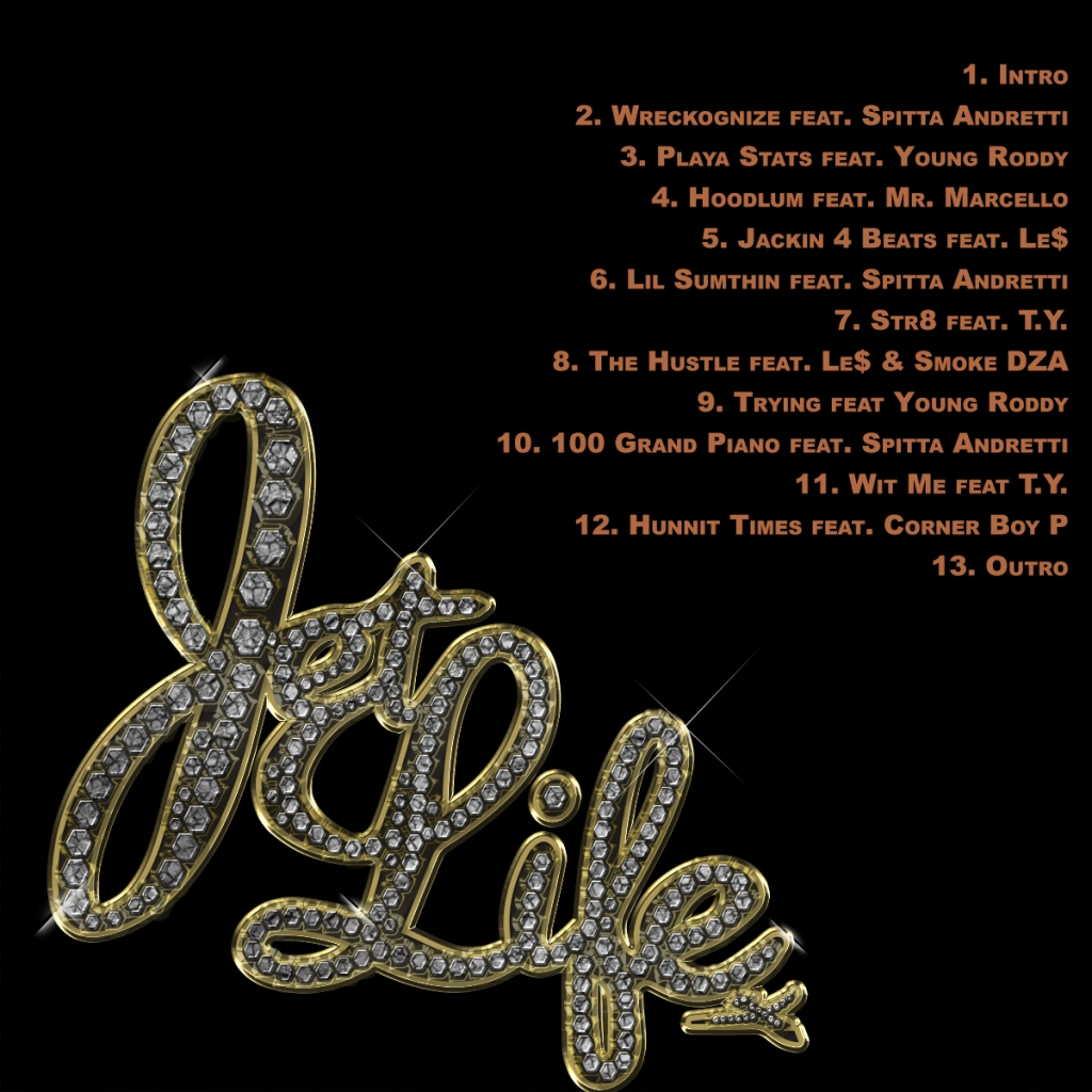Audio D Tracklist (Artwork)