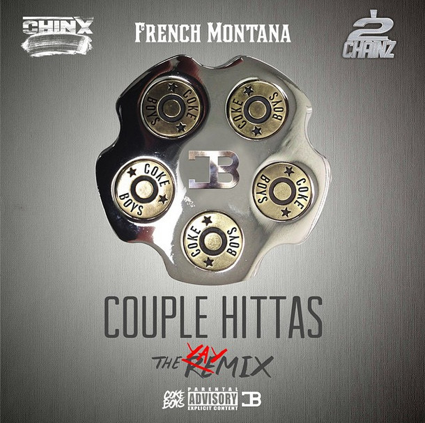 Chinx - Couple Hittas Remix (Artwork)