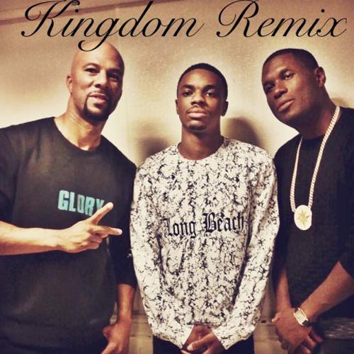 Common - Kingdom Remix (Artwork)