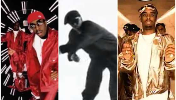 The Best 90 Seconds You'll Spend With Diddy Today