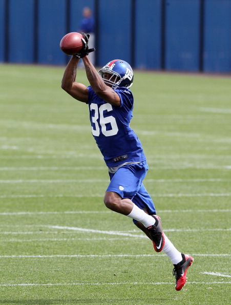 New York Giants Minicamp