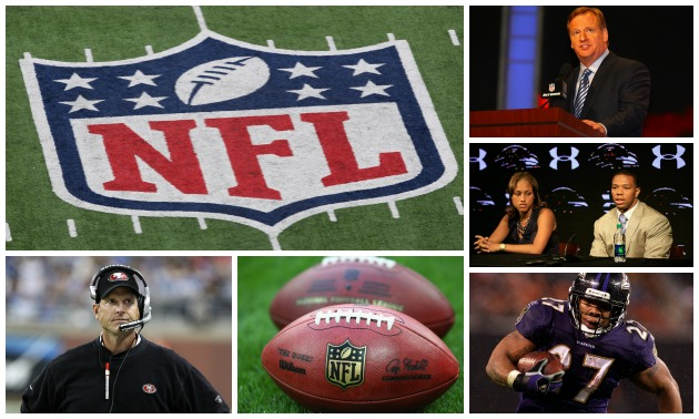 NFL Ray Rice Getty