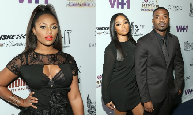 Who Is Pregnant For Ray J