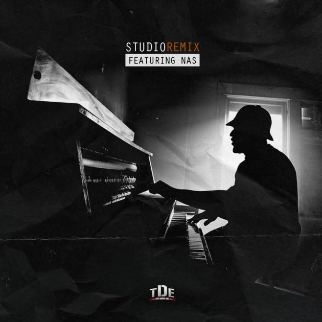 Schoolboy Q ft. Nas - Studio Remix (Artwork)