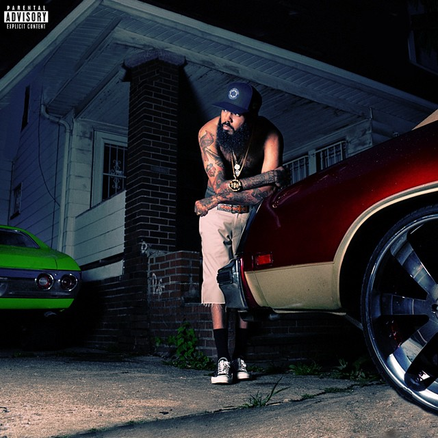 Stalley - Ohio (Artwork)