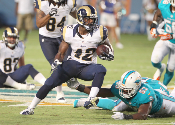 St. Louis Rams v Miami Dolphins
