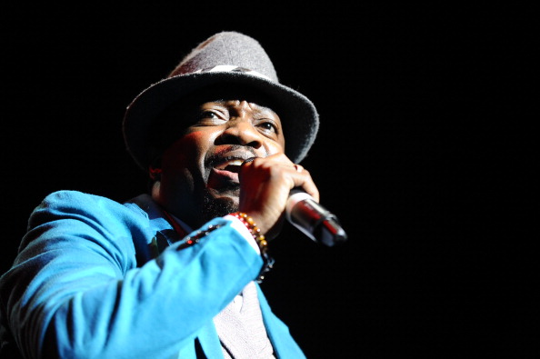 Anthony Hamilton Performs in London