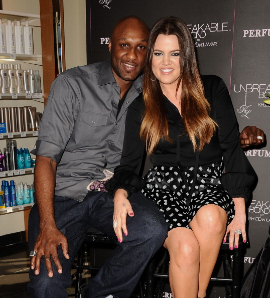 """Unbreakable Bond"" Personal Appearance With Khloe Kardashian Odom And Lamar Odom"