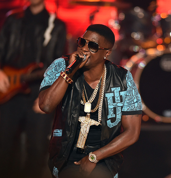 BET Hip Hop Awards 2014 - Show