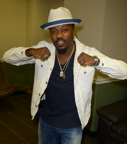 Anthony Hamilton & Chrisette Michele Perform At James L Knight Center