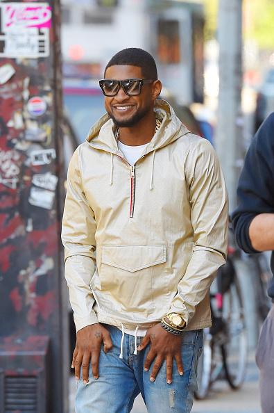 BuzzFoto Celebrity Sightings In New York - October 03, 2014