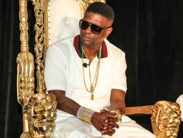 Lil Boosie Press Conference