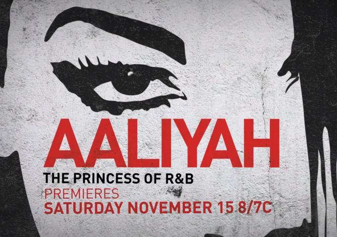 Aaliyah Movie (Artwork)