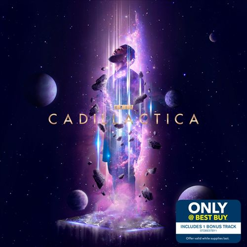 Big KRIT - Cadallactica (Artwork)