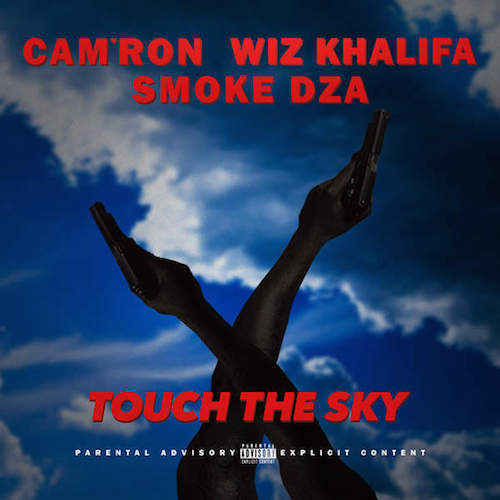 Cam'Ron - Touch The Sky (Artwork)