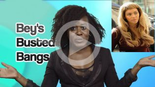 Daily Cray video on Beyonce's bangs