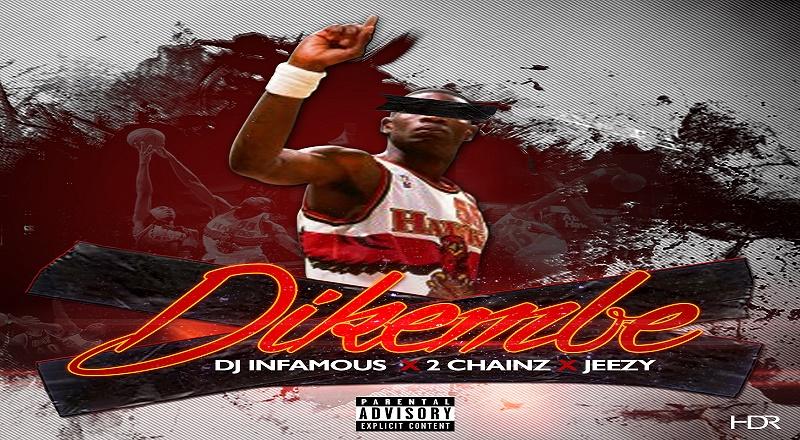 DJ Infamous - Dikembe (Artwork)
