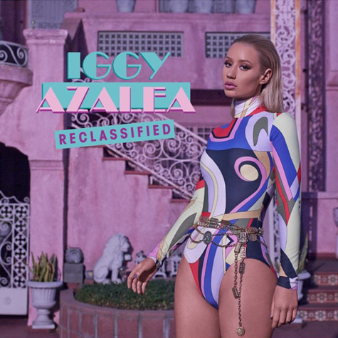 Iggy Azalea - Reclassified (Artwork)