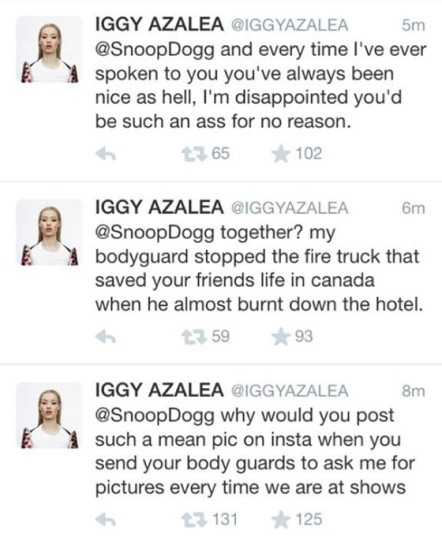 iggy azalea snoop screenshot