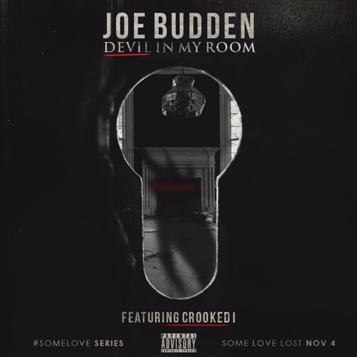 Joe Budden - Devil In My Room (Artwork)