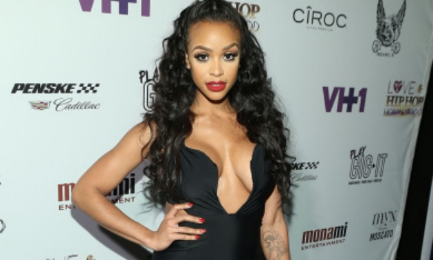 Love and Hip Hop Hollywood's Masika Gets Thot Billboard ...