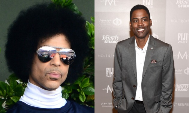 prince chris rock