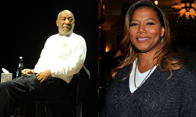queen latifah bill cosby