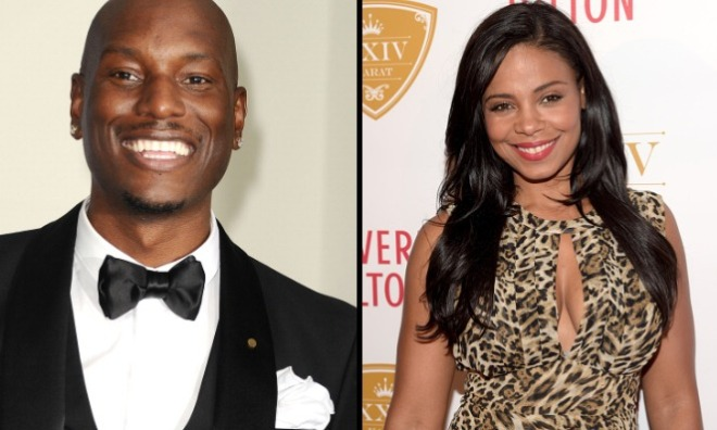 is tyrese and sanaa dating