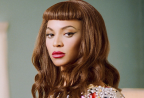 What Is Up With Beyonce's Barbie Doll Bangs? [VIDEO]