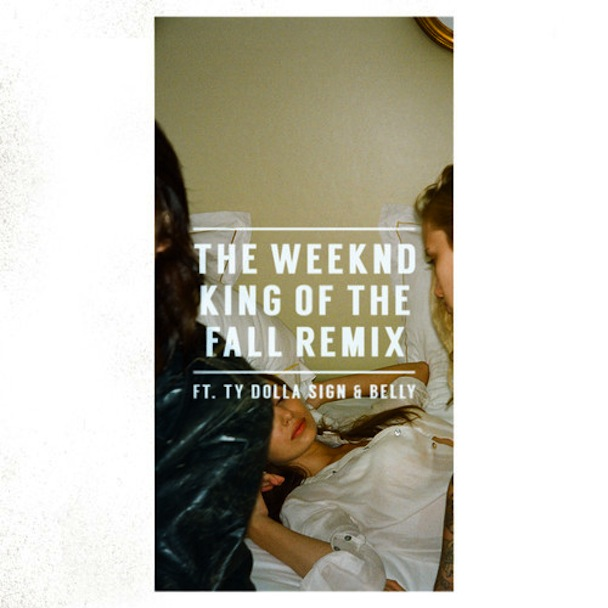 The-Weeknd-King-Of-The-Fall-Remix